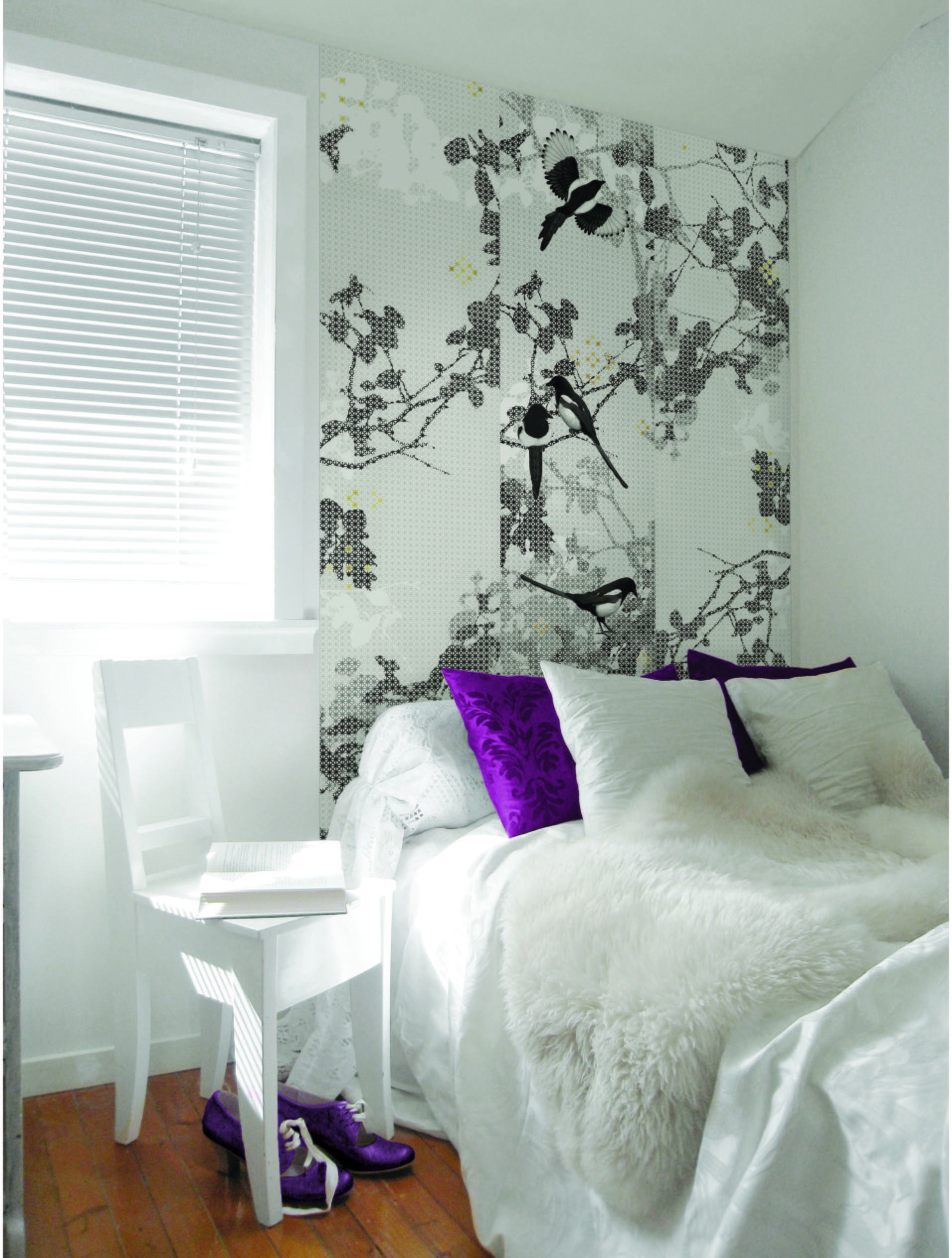 Best How To Create A Feature Wall In A Bedroom Wallpaper Review With Pictures