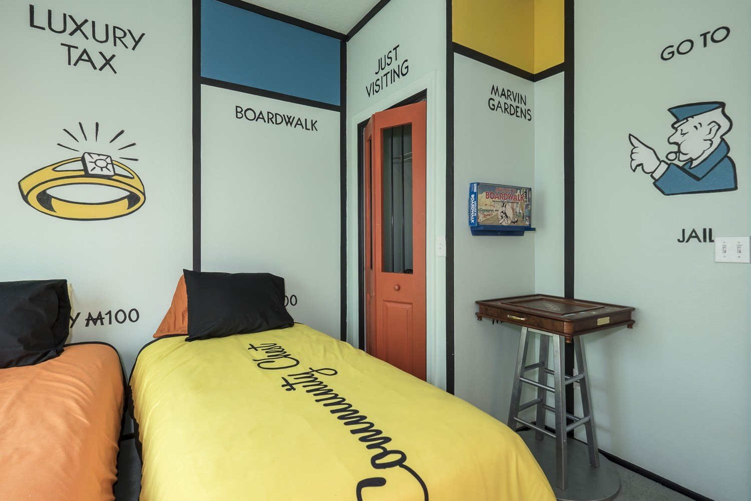 Best Monopoly Bedroom At The Great Escape Lakeside With Pictures