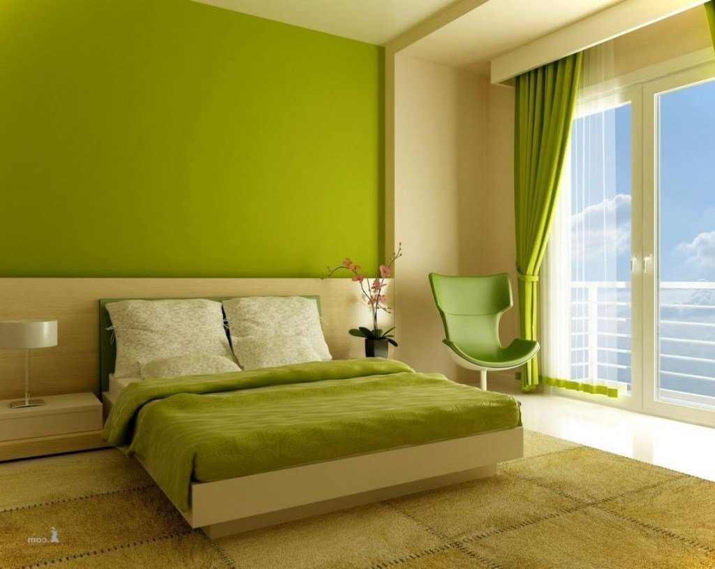 Best Bedroom Colors Lime Green And Beige Color Wall Bedroom With Pictures