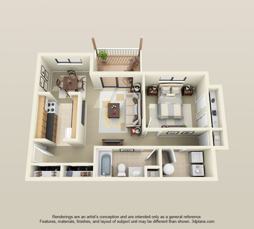 Best Floor Plans And Rates Hickory Woods Apartments In With Pictures