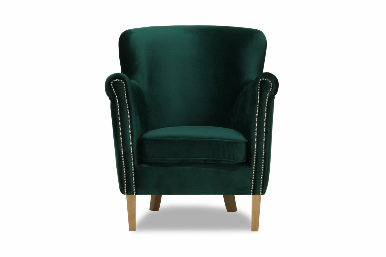 Best Lincoln Bedroom Chair Arm Velvet Green Ireland With Pictures