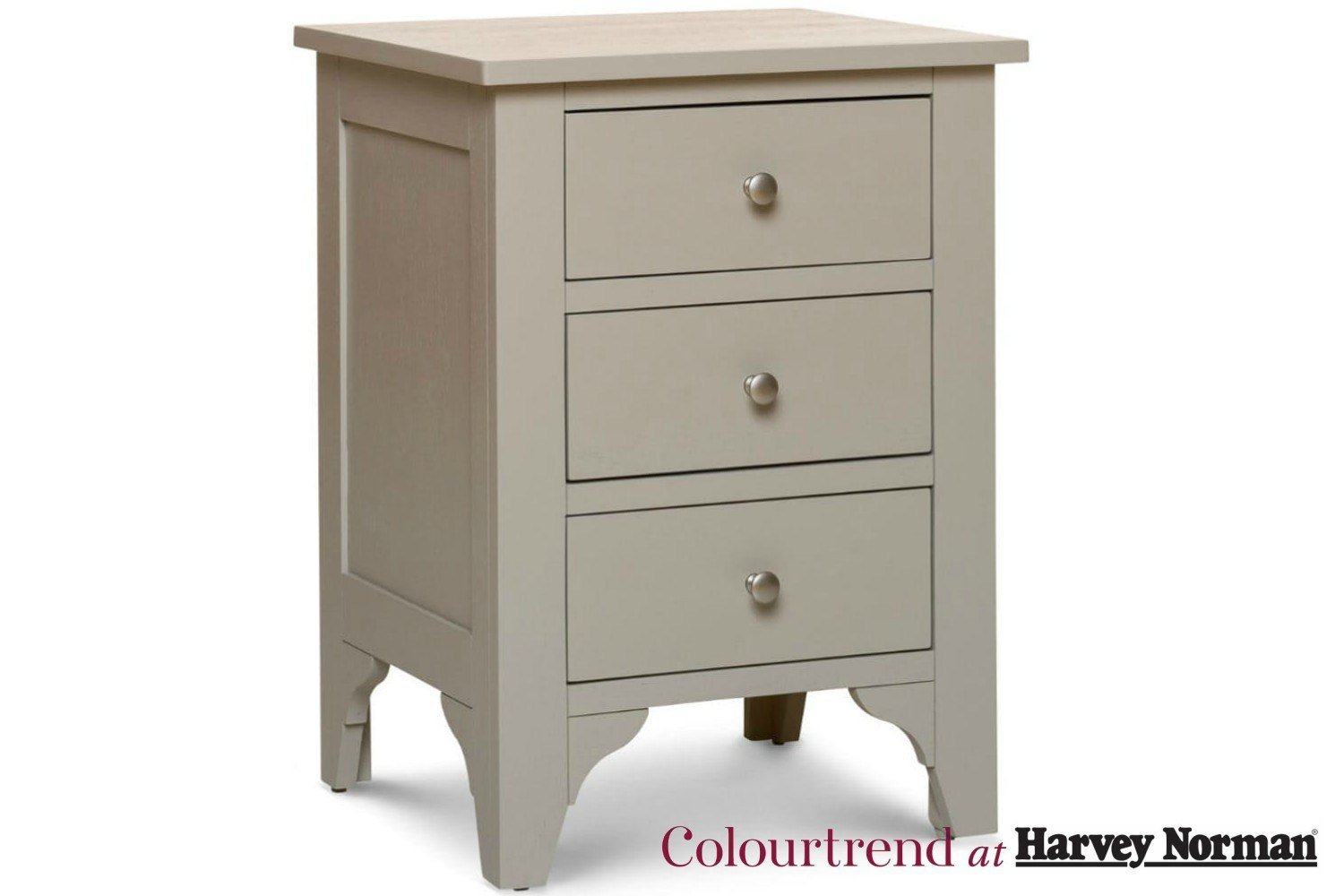 Best Lynwood 3 Drawer Bedside Locker Ireland With Pictures