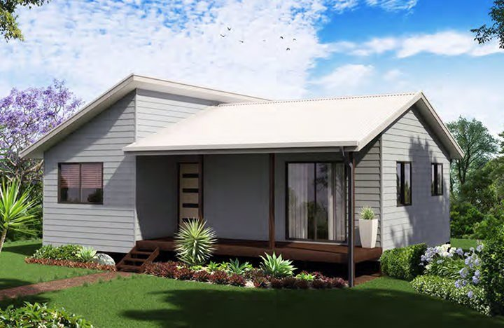 Best 2 Bedroom House Plans Ibuild Kit Homes With Pictures