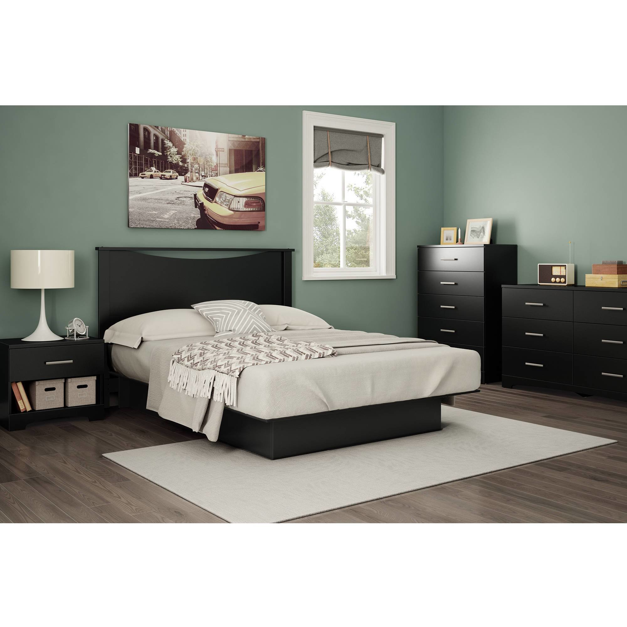 Best South Shore Gramercy Bedroom Furniture Collection With Pictures