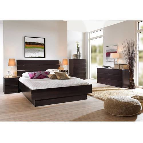 Best Laguna Lacquered Espresso Bedroom Furniture Collection With Pictures