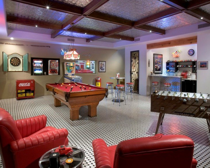 Best 20 Basement Game Room Designs Ideas Design Trends With Pictures