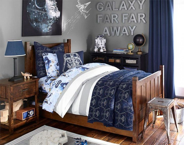 Best 16 Star Wars Bedroom Designs Ideas Design Trends With Pictures