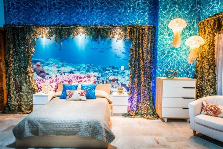 Best 17 Beach Theme Bedroom Designs Ideas Design Trends With Pictures
