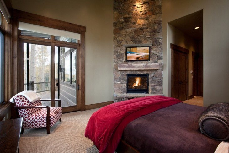 Best 19 Stone Fireplace Designs Ideas Design Trends With Pictures