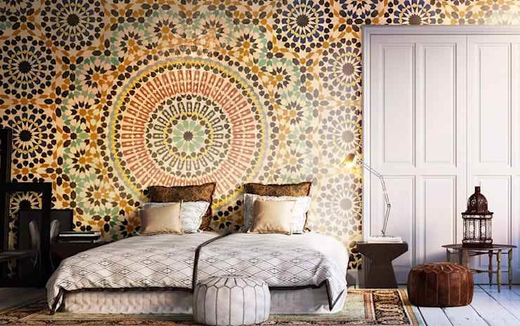 Best Unique Bedroom Wallpaper Ideas With Pictures