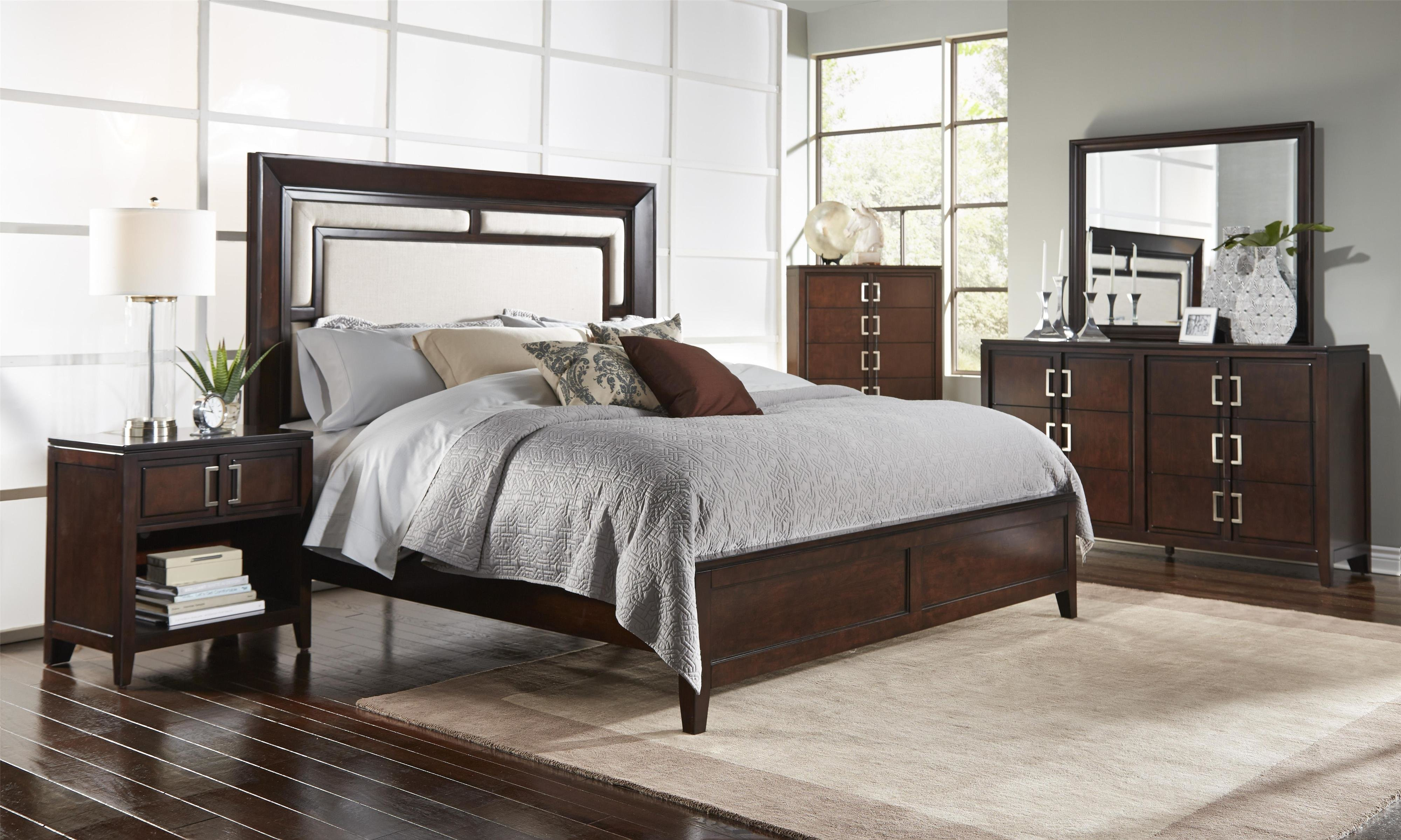 Best Samuel Lawrence Brighton King Bedroom Group Miskelly With Pictures