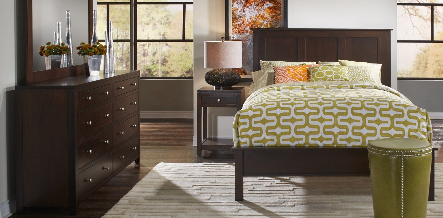 Best Daniel S Amish Custom Bedroom Furniture With Pictures