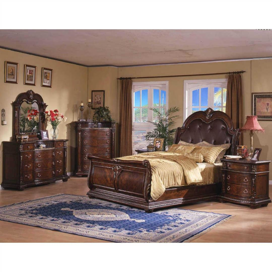 Best Davis Direct Coventry Grp 5146 Kingsuite King Sleigh Bed Dresser Mirror Nightstand Great With Pictures