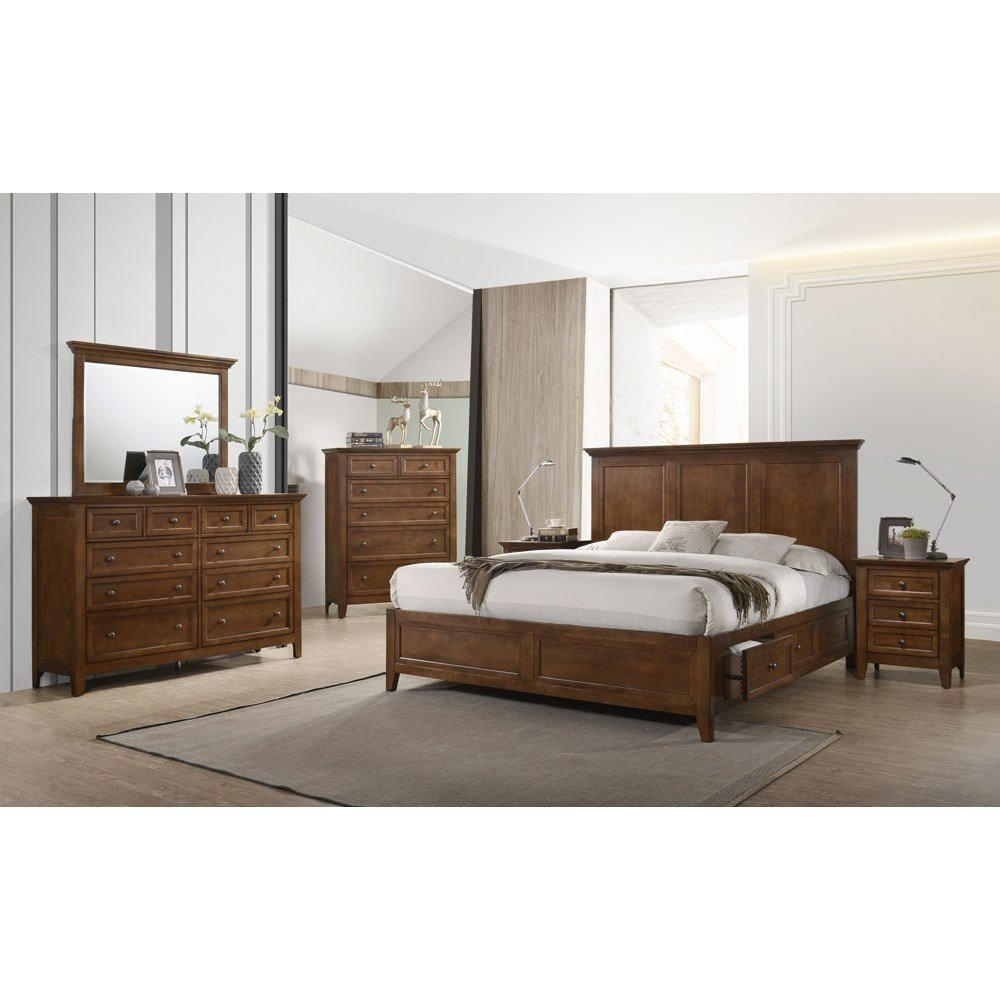 Best Vfm Signature San Mateo King Bedroom Group Virginia With Pictures
