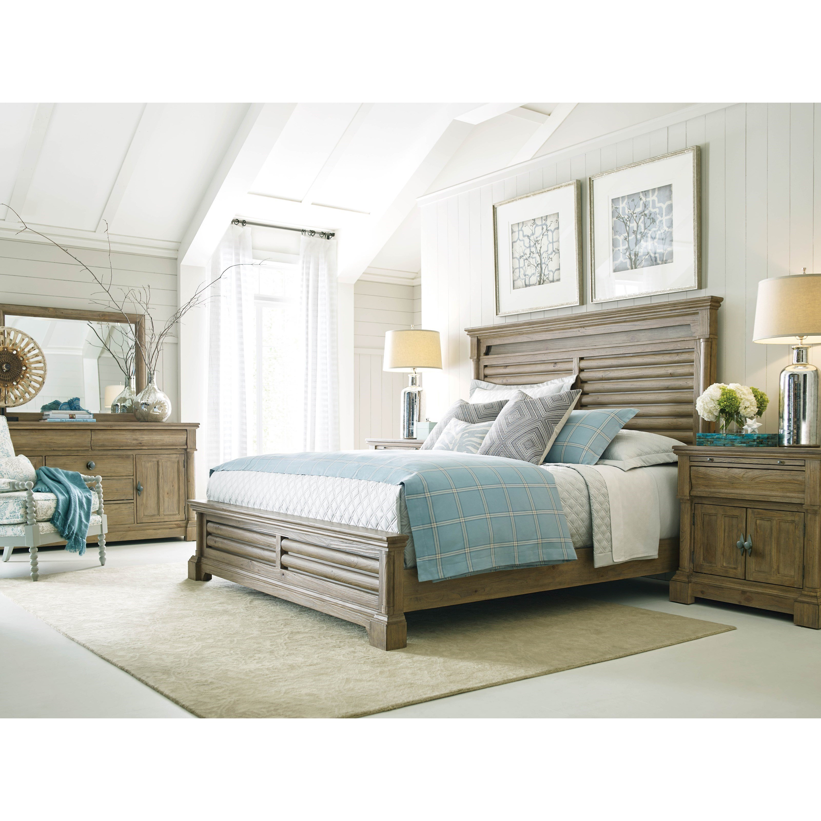 Best Kincaid Furniture Stone Street Queen Bedroom Group With Pictures