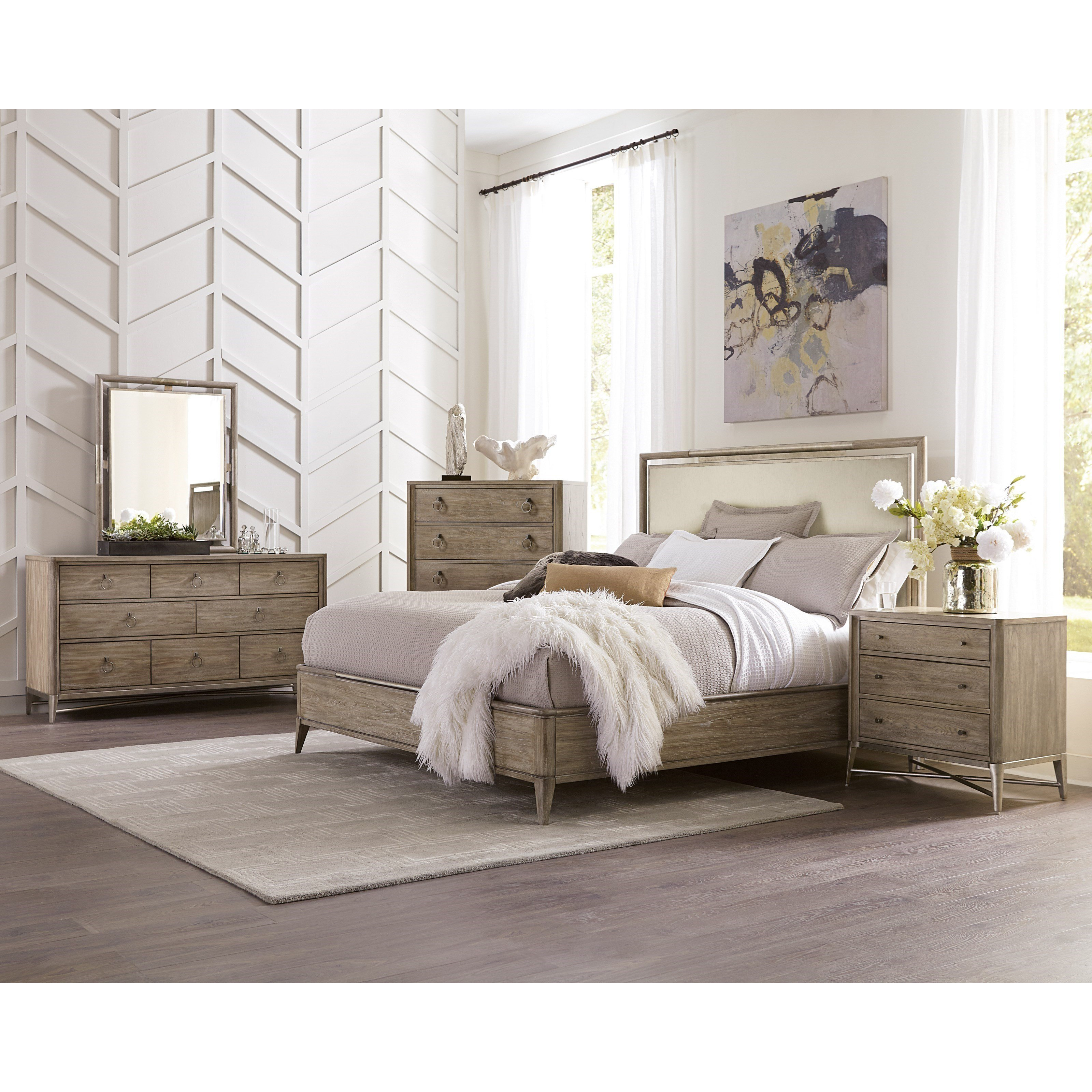 Best Riverside Furniture Sophie King Bedroom Group Story With Pictures