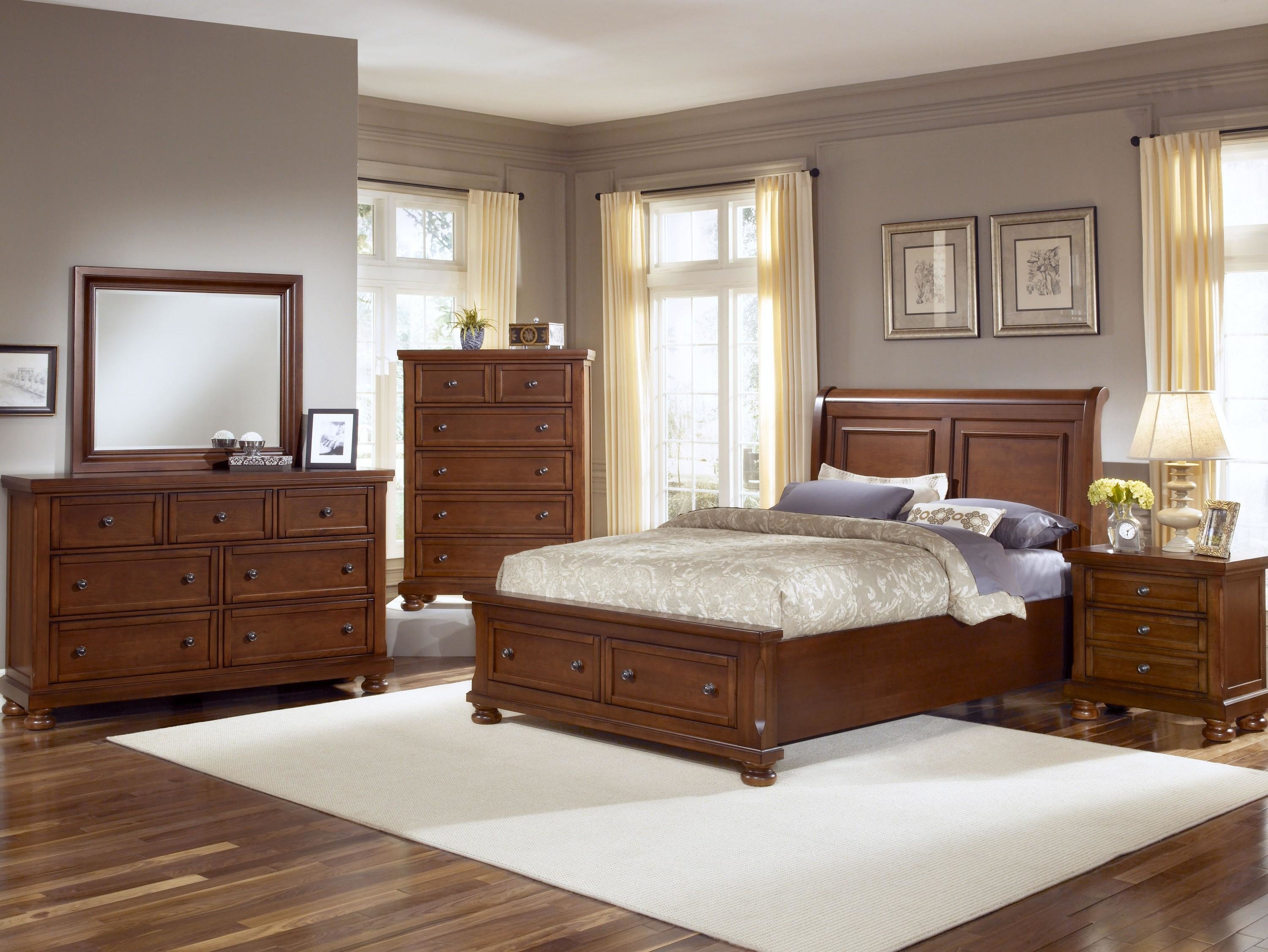 Best Vaughan Bassett Reflections Queen Bedroom Group Hudson S With Pictures