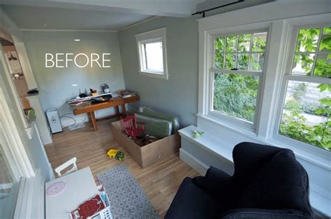 Best The Curbly Family Sunroom Makeover Emily Henderson With Pictures