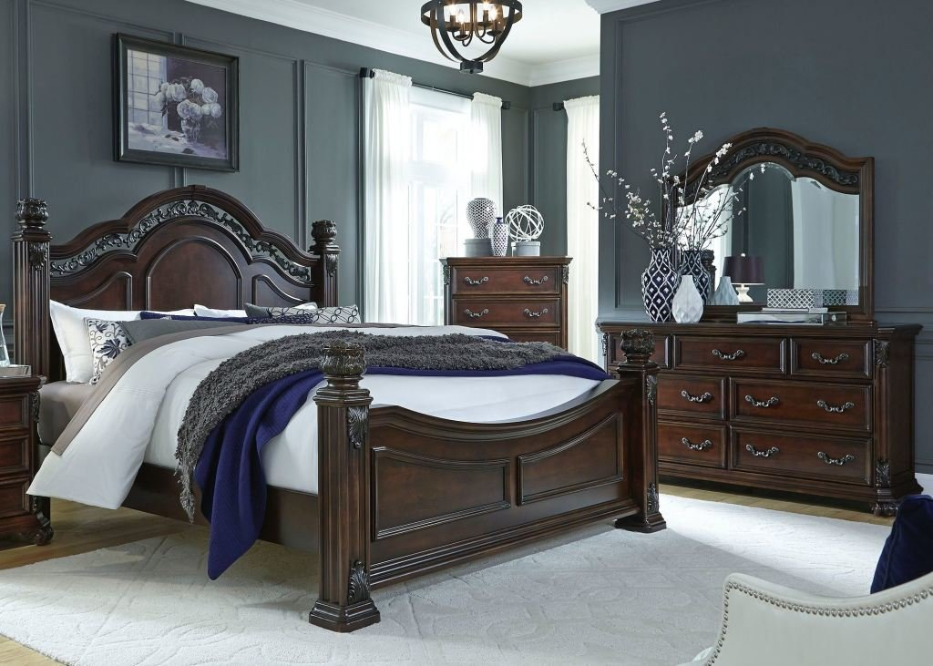 Best Liberty Furniture Bedroom Sets China Towne Mattress With Pictures