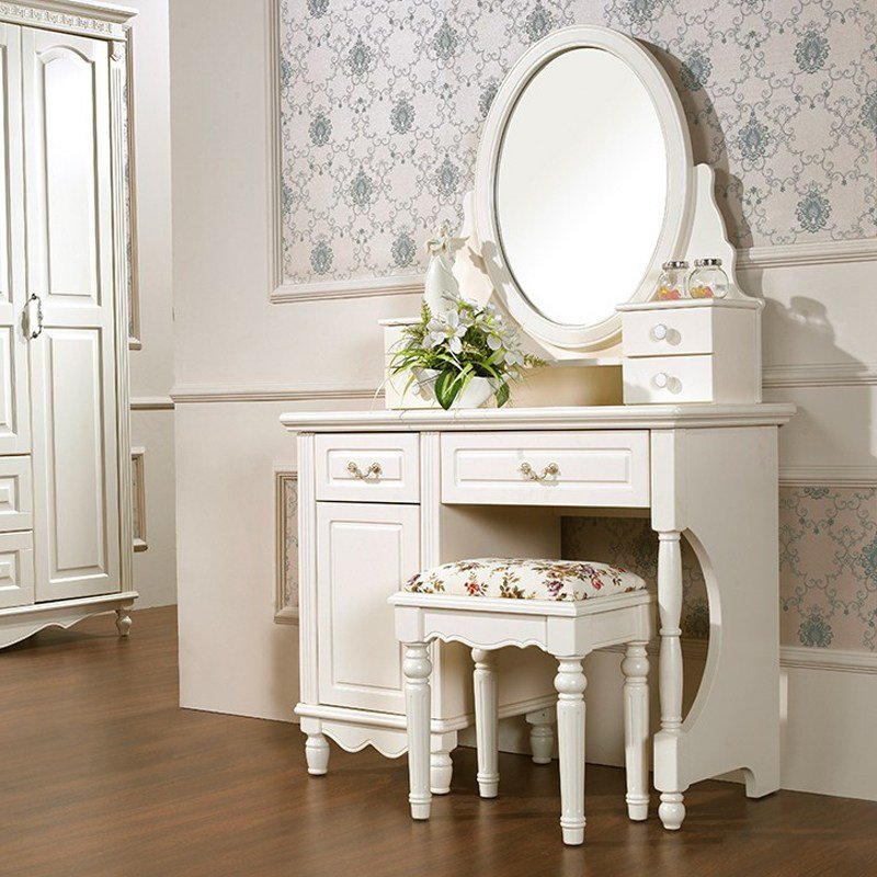 Best Korean Style Dressing Table Rustic Dressing Table Vanity With Pictures