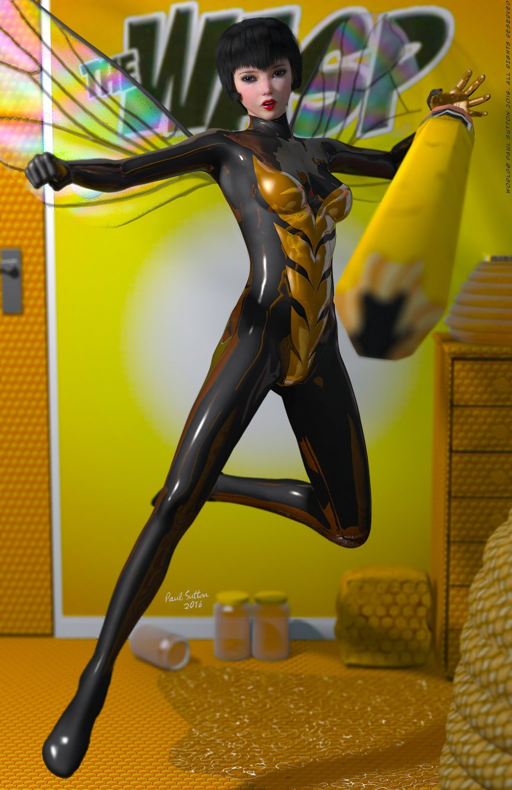 Best The Wasp Teenage Bedroom Heroines Series By With Pictures
