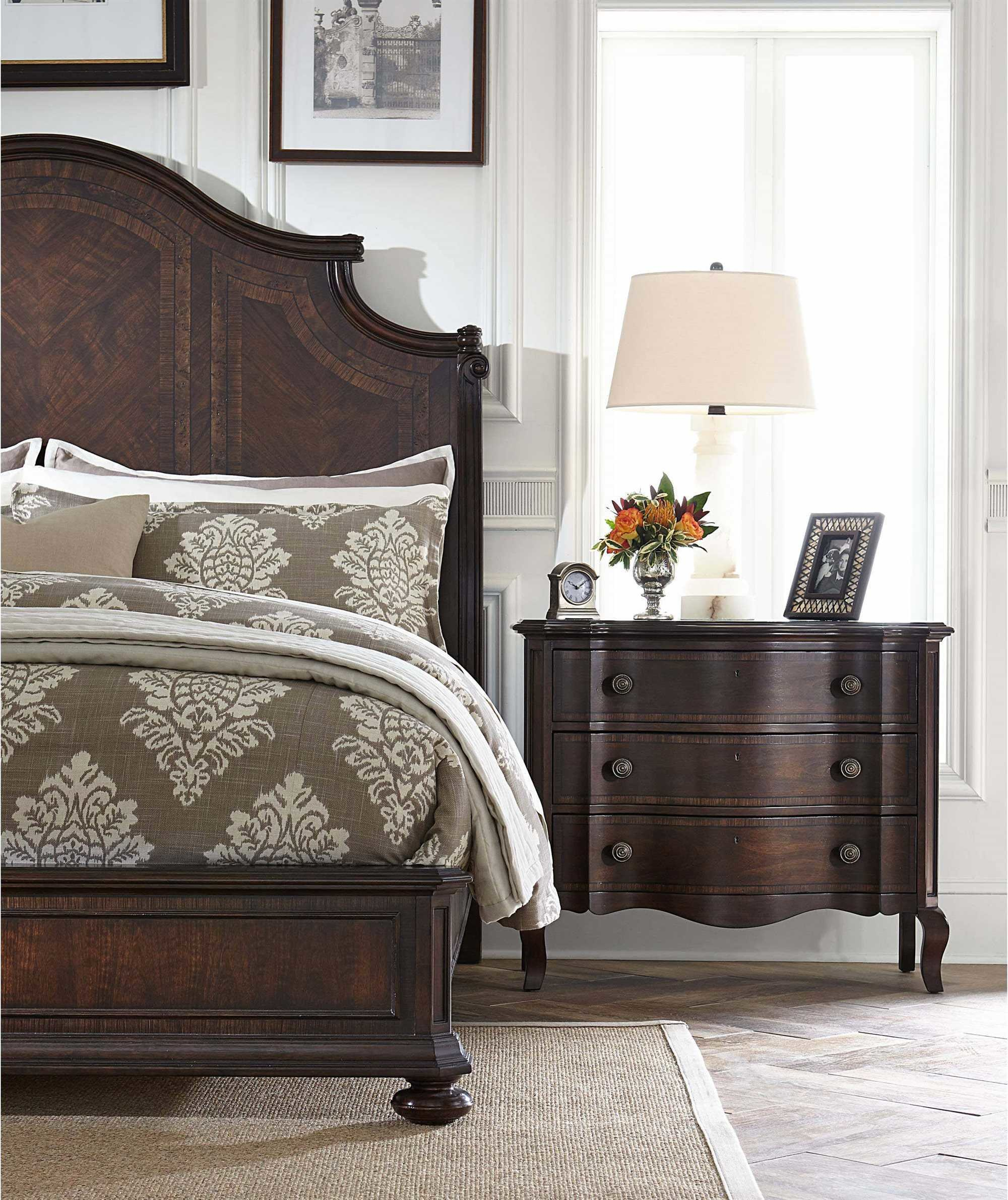 Best Stanley Furniture Casa D Onore Bedroom Set Sl4431342Set2 With Pictures