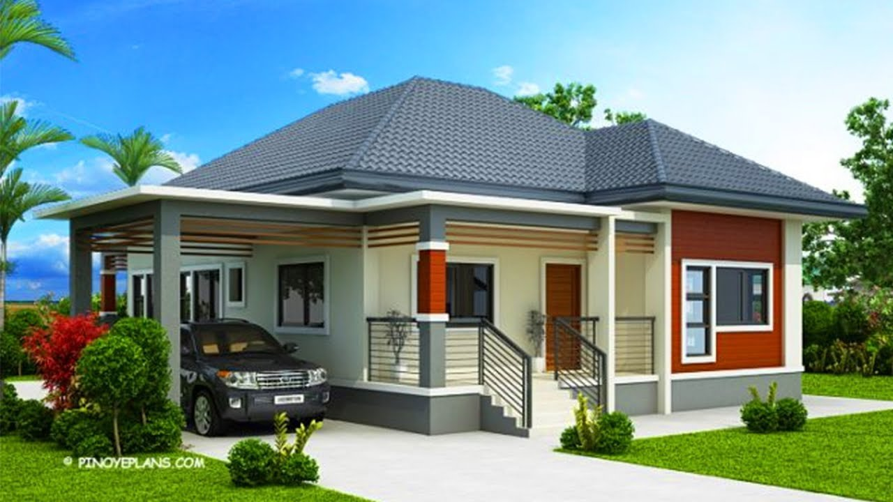 Best 5 Most Beautiful House Designs With Layout And Estimated With Pictures