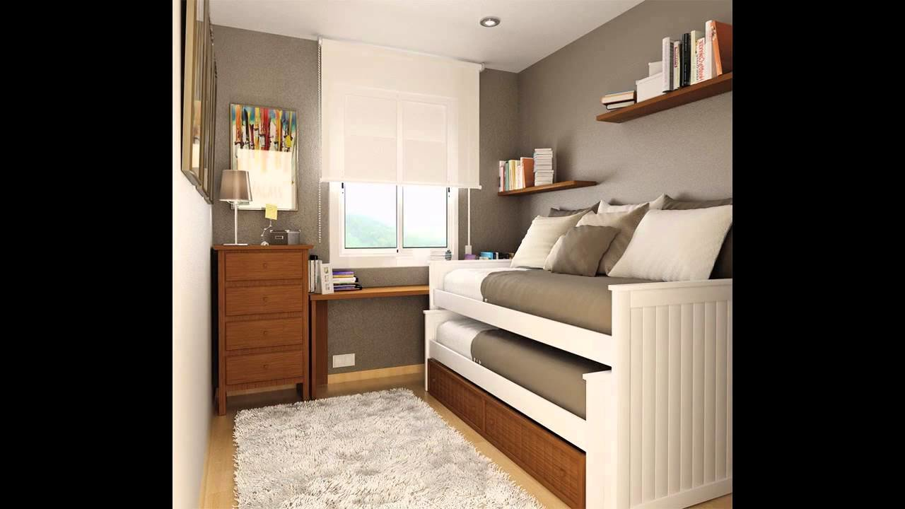 Best Simple Small Bedroom Arrangement Ideas Youtube With Pictures