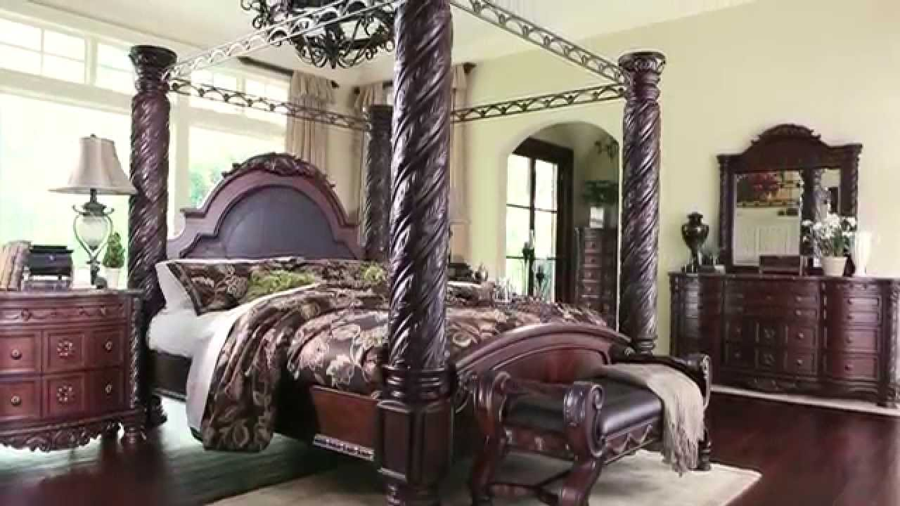 Best North Shore Collection From Ashley Furniture Youtube With Pictures