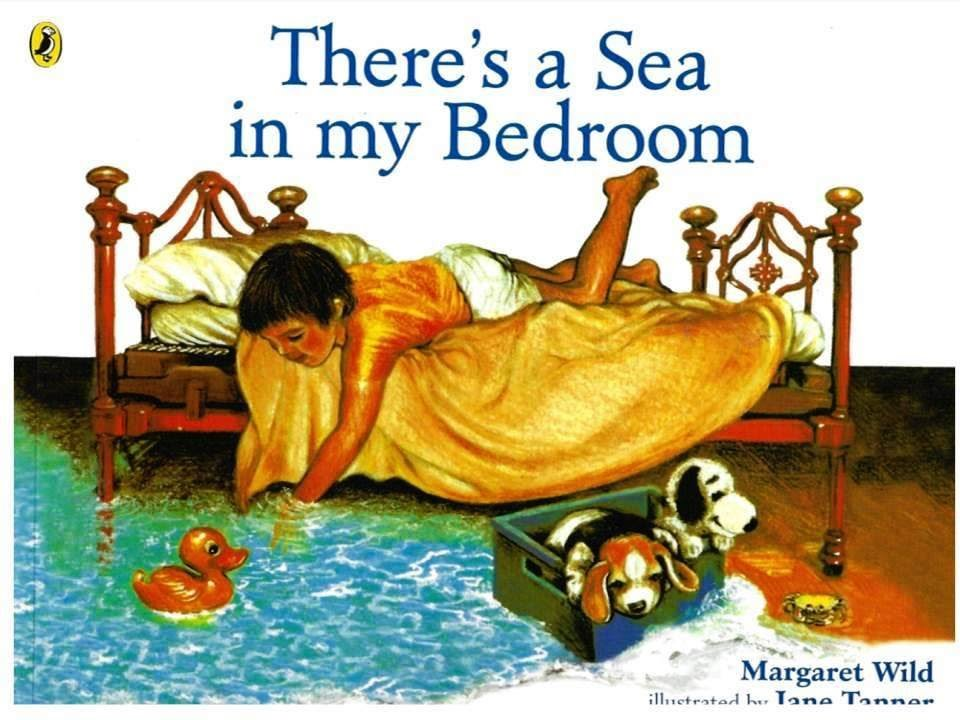 Best There S A Sea In My Bedroom Book Kids Reading With With Pictures