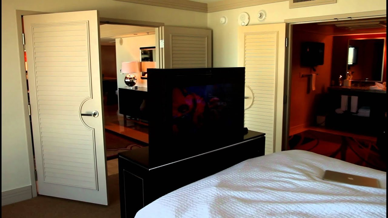 Best Two Bedroom Tower Suite Mirage Walk Through Youtube With Pictures
