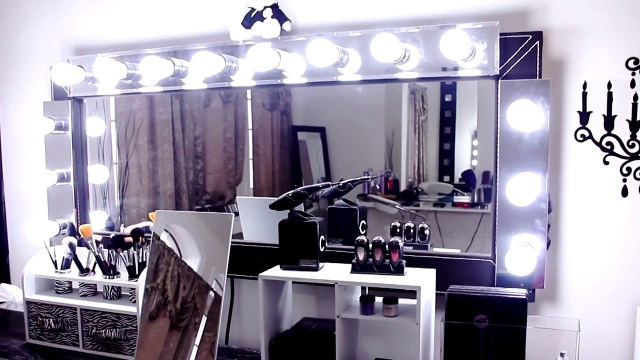 Best Makeup Room Tour Youtube With Pictures