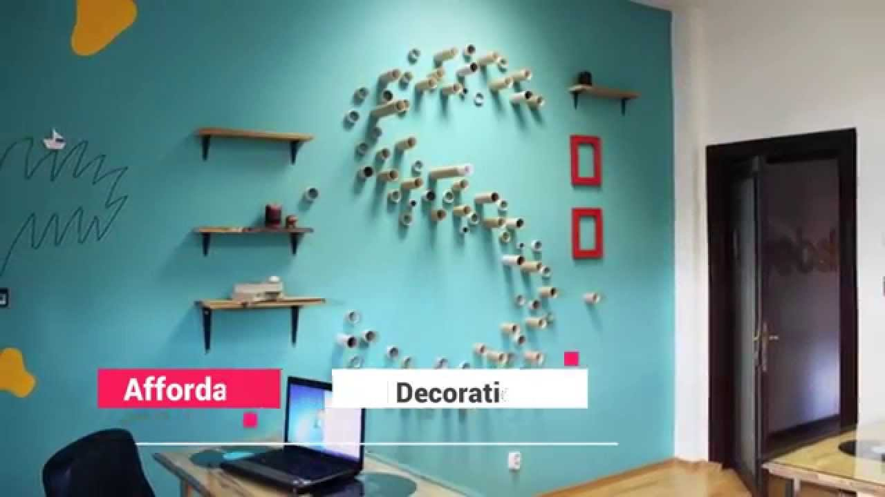 Best Creative Ways To Decorate Your Bedroom Walls Youtube With Pictures