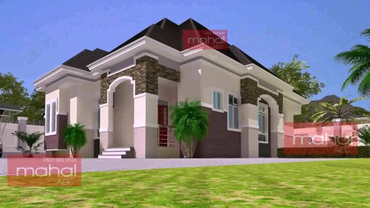 Best Free 5 Bedroom Bungalow House Plans In Nigeria Gif Maker With Pictures