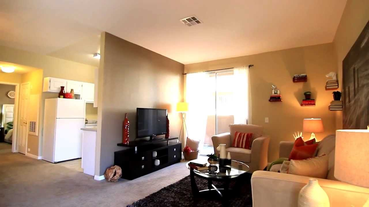 Best Summer Winds Apartments Las Vegas One Bedroom Model Tour With Pictures