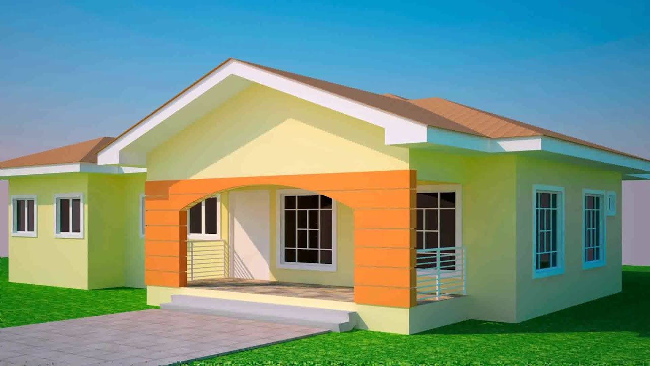 Best 3 Bedroom House Plans With Photos In Kenya Youtube With Pictures