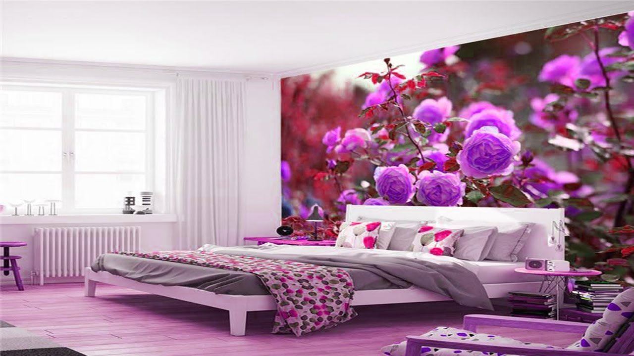 Best Most Amazing Bedroom 3D Wall Decor Ideas Wall Mural With Pictures