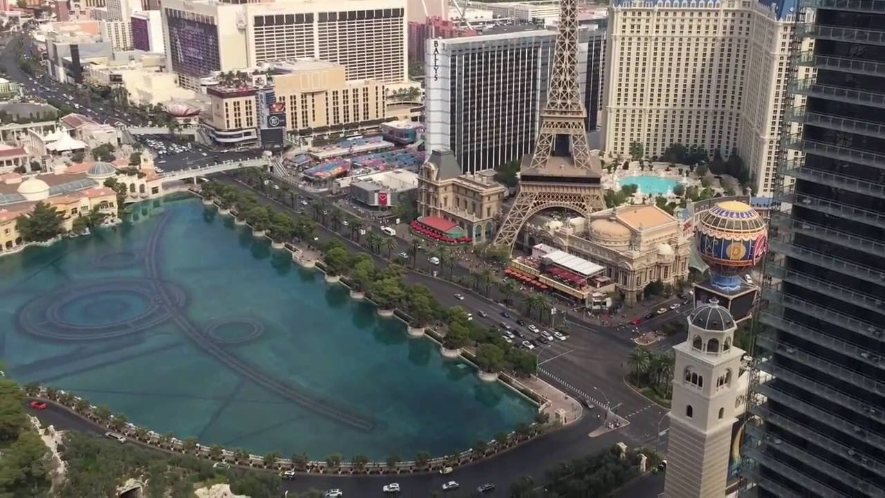 Best The Cosmopolitan Room Tour Terrace One Bedroom W Fountain View Room 4903 Youtube With Pictures