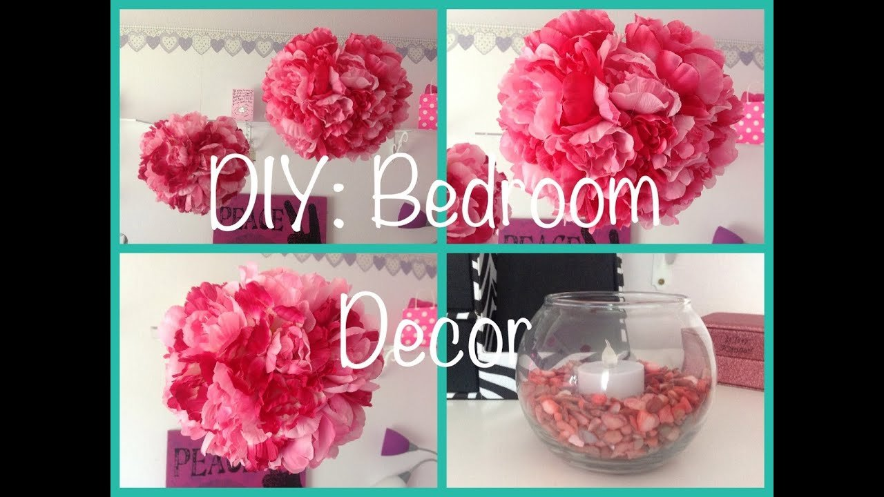 Best Diy Bedroom Decor Youtube With Pictures