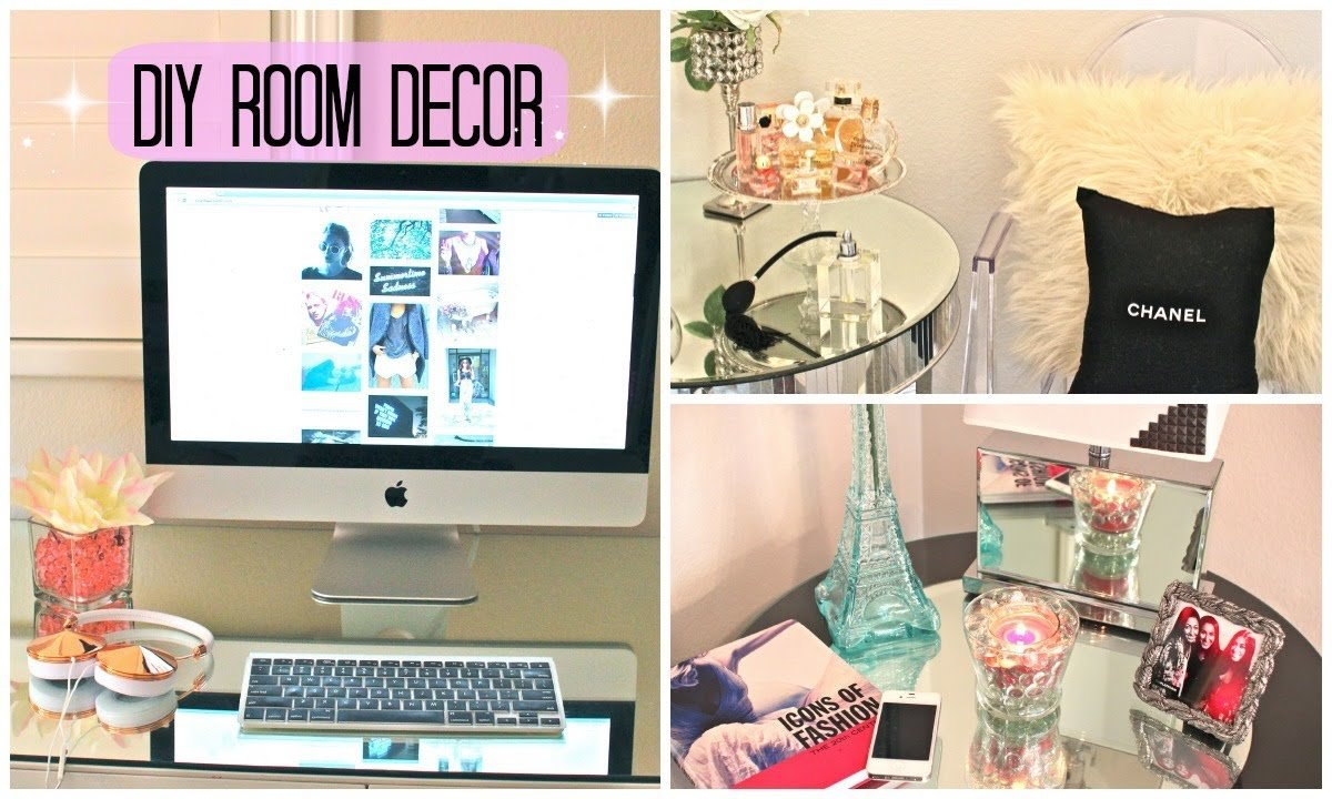 Best Diy Room Decor Cute Affordable Youtube With Pictures