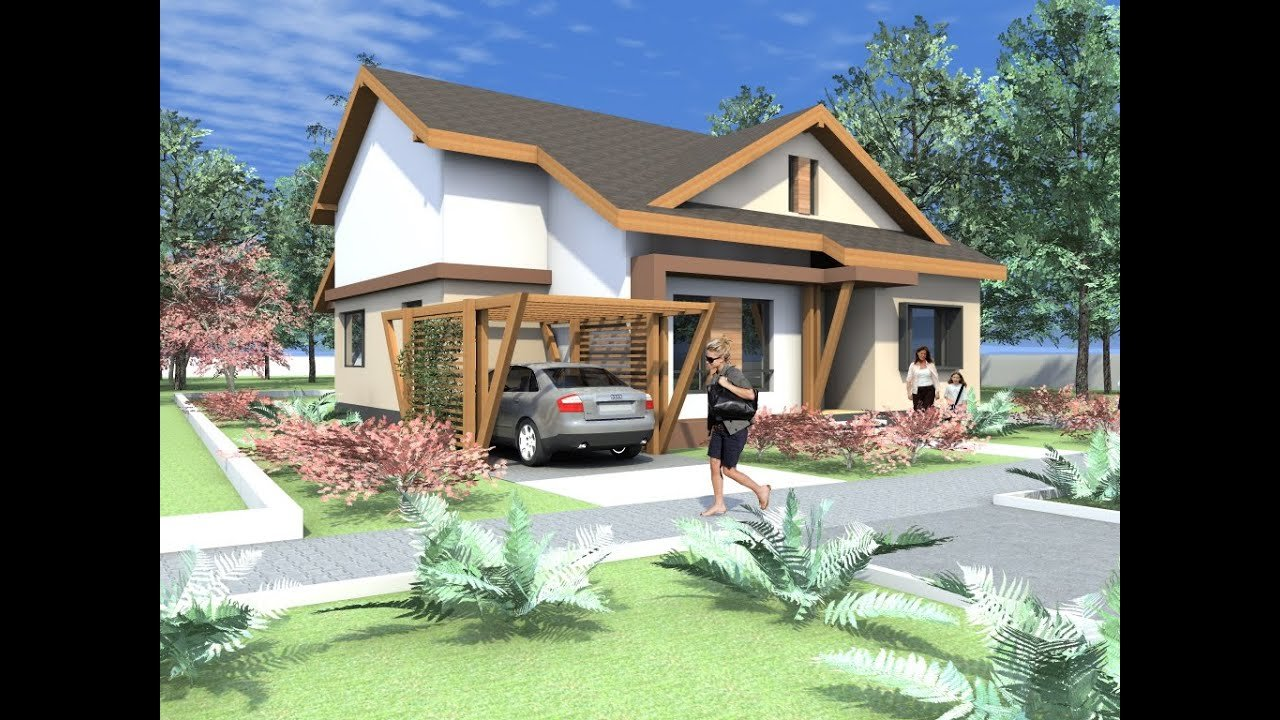 Best House Design Small House Plans Design 3 Bedroom Youtube With Pictures