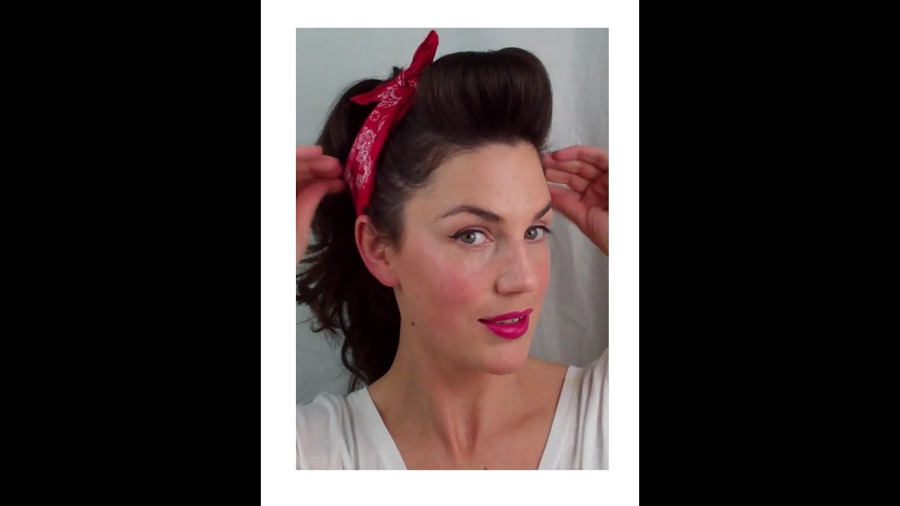 Free 6 Pin Up Looks For Beginners Quick And Easy Vintage Wallpaper