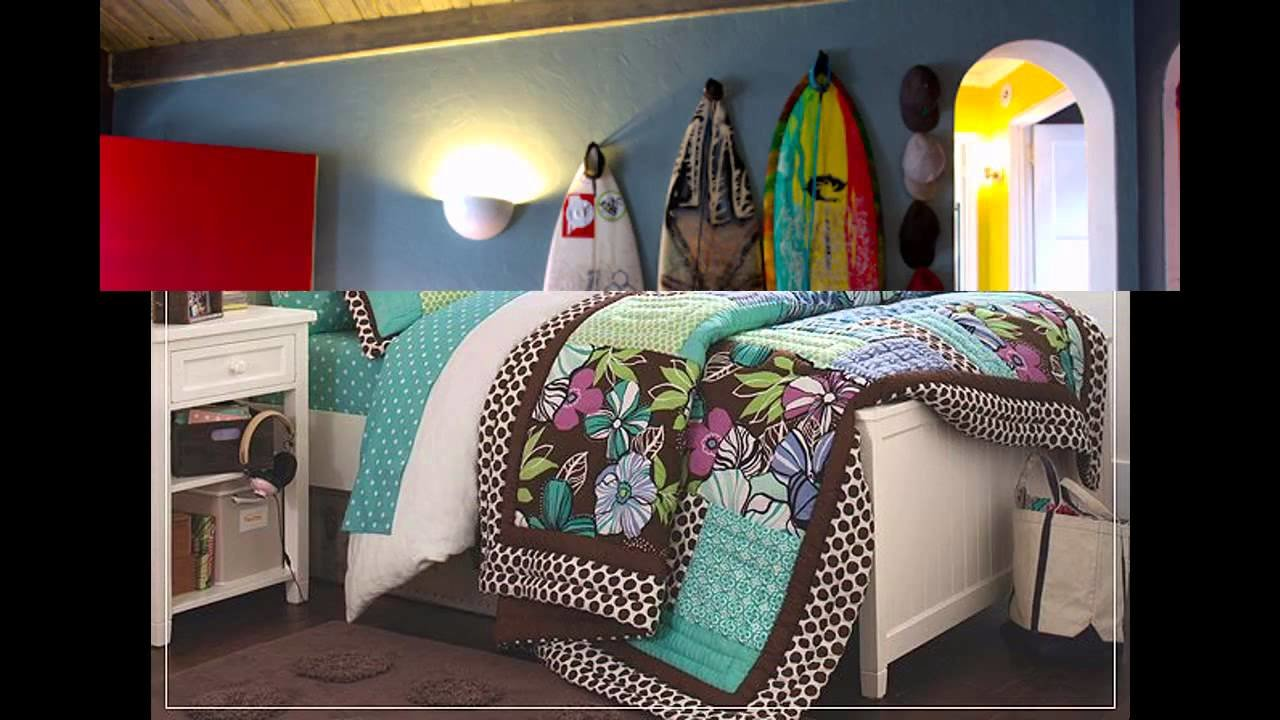 Best Surf Bedroom Decorations Ideas Youtube With Pictures