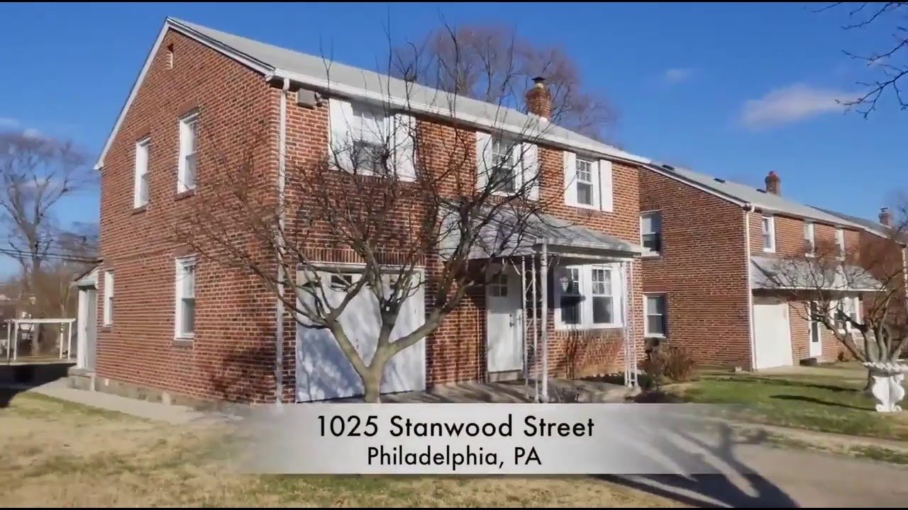 Best Home For Sale 4 Bedroom In Fox Chase 1025 Stanwood Street With Pictures