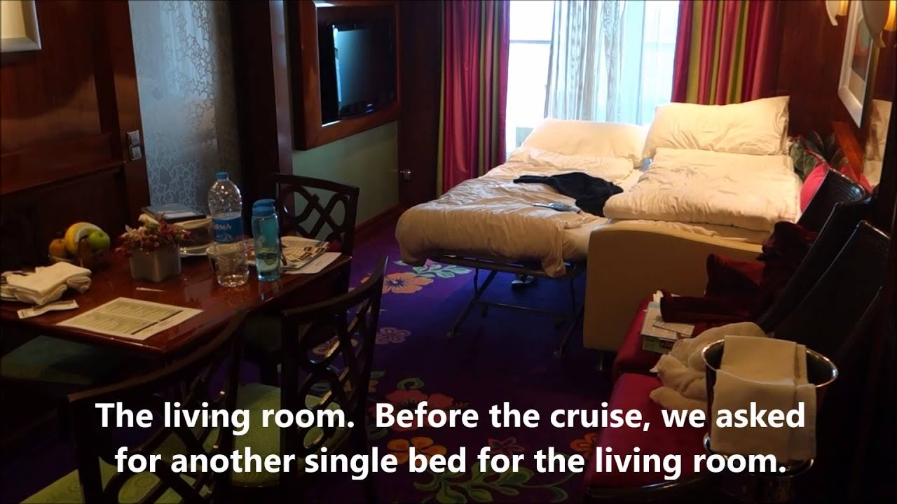 Best Norwegian Cruise Line Ncl Jade 2 Bedroom P*Nth**S* Suite Cabin 11018 Youtube With Pictures
