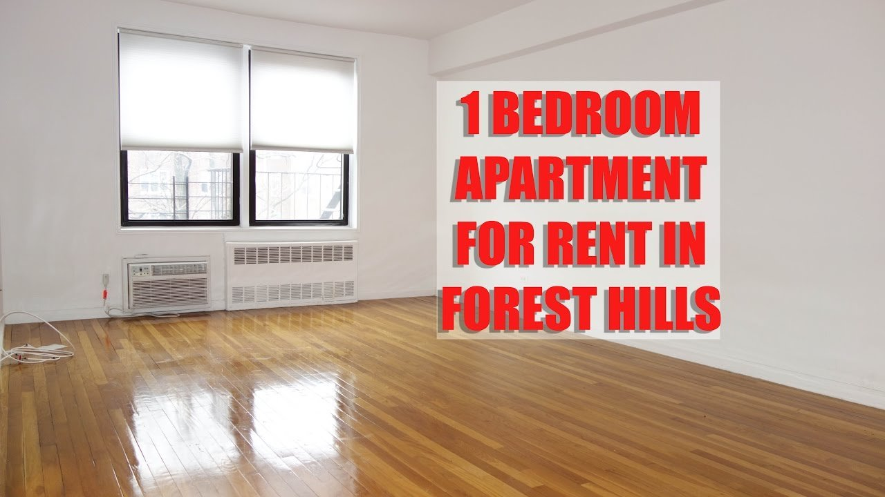 Best Extra Large 1 Bedroom Apartment For Rent In Forest Hills With Pictures