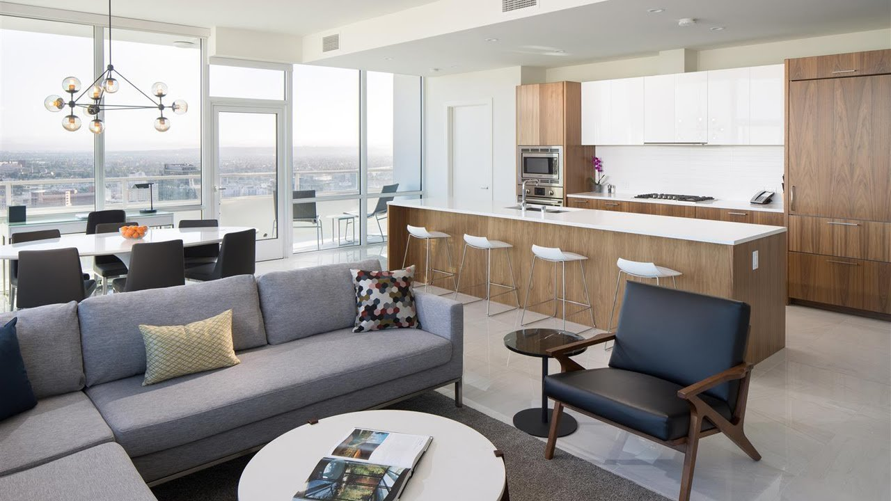 Best Level Furnished Living Downtown Los Angeles 3 Bedroom With Pictures