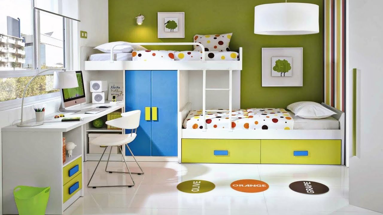 Best 55 Modern Kids Room Design Creative Ideas 2018 Kids With Pictures