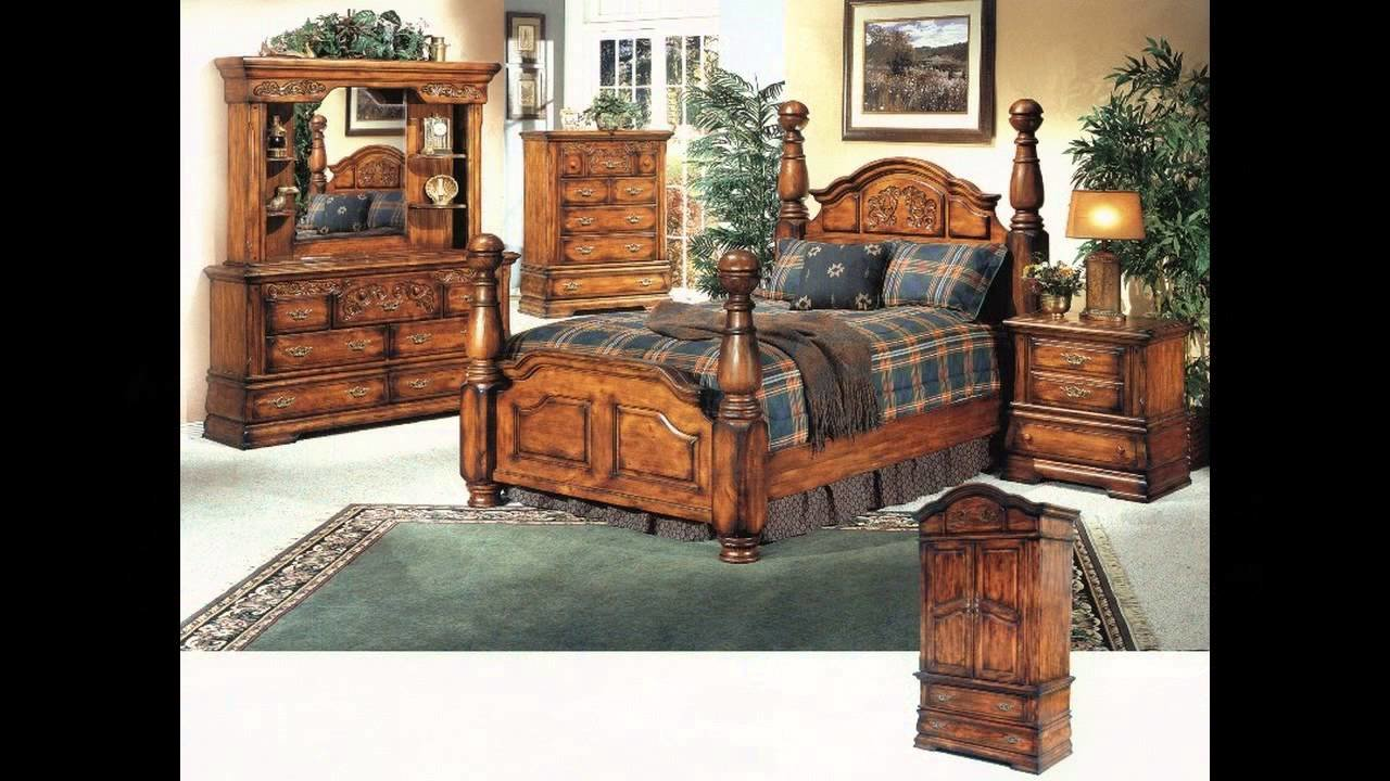 Best Solid Oak Bedroom Furniture Sets Youtube With Pictures
