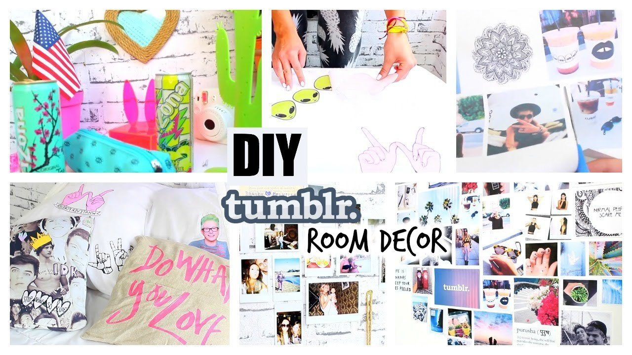Best Diy Tumblr Pinterest Inspired Room Decor ♡ You Need To With Pictures